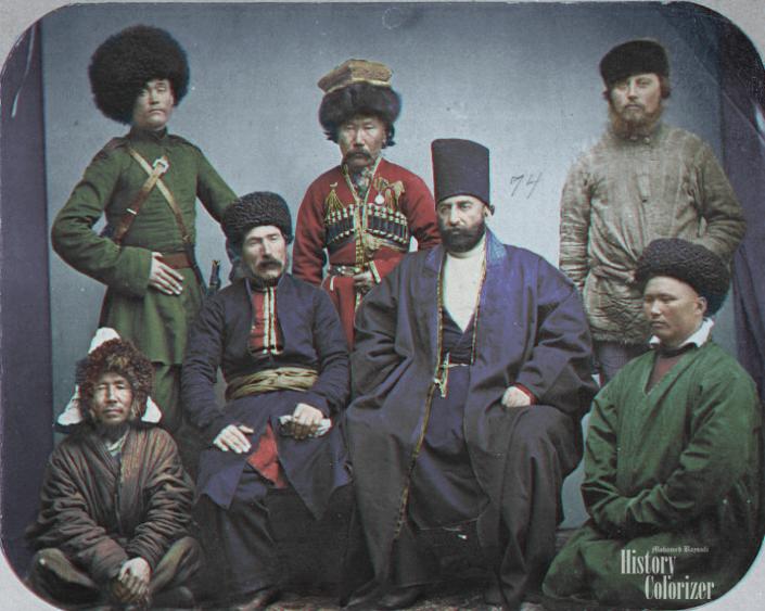 Народы России...  ( фото )