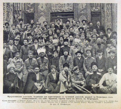 Мама анархия, Папа - Ростов... дикая дивизия 8.jpg