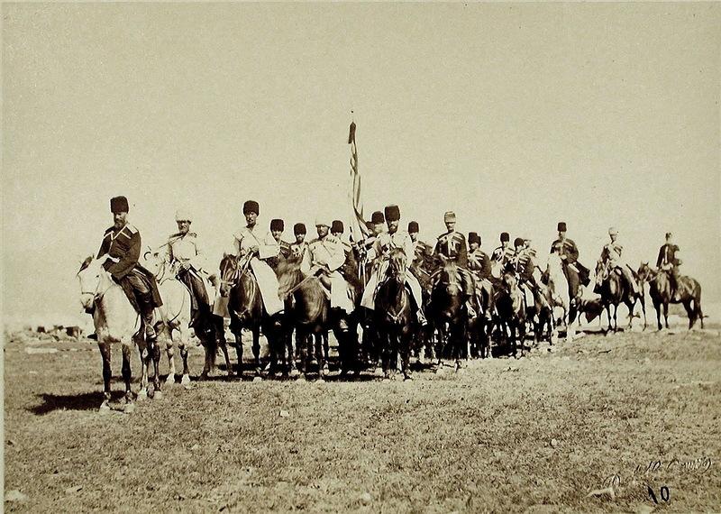 """""""И Государь Император прослезился...""""   1877 г."""