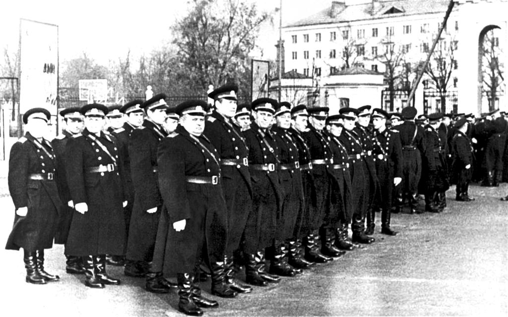 Как Хрущев загубил милицию, а Щелоков возродил.