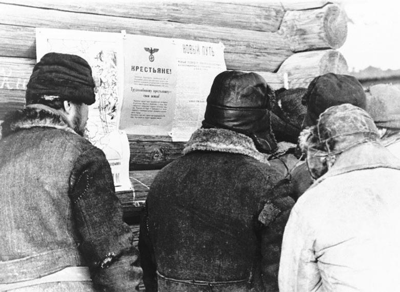 Оккупация арийскими добродеятелями. Пили баварское.  (35 фото )