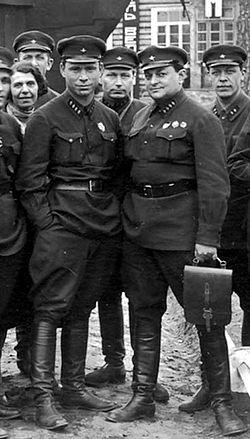 Бунтовщик против Сталина. 1934 г. Нехаев - Навальный.