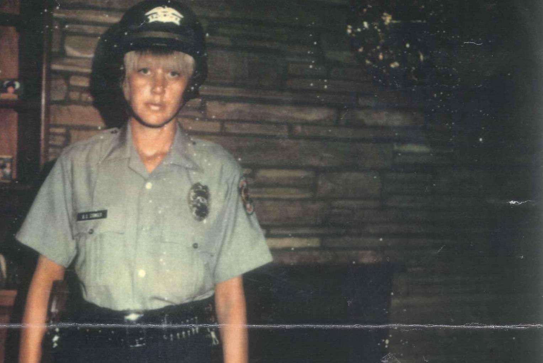 Полиция 1970-х. ( 30 фото )