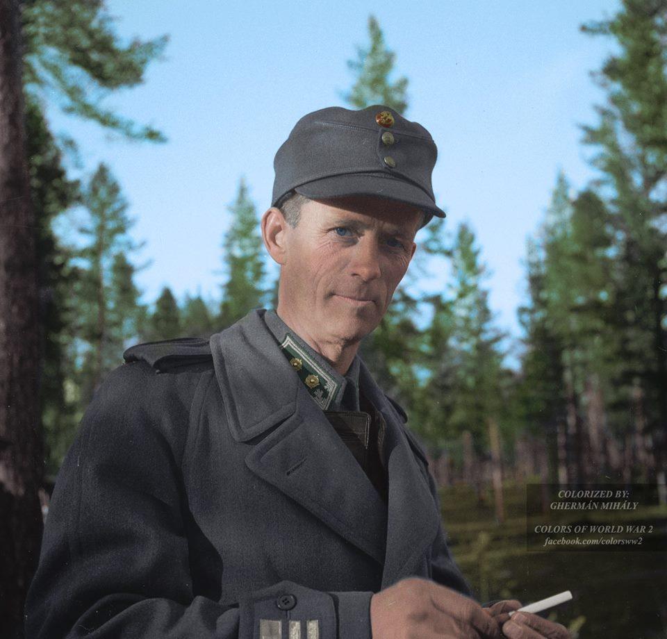 Горячая финская зима - 1939.