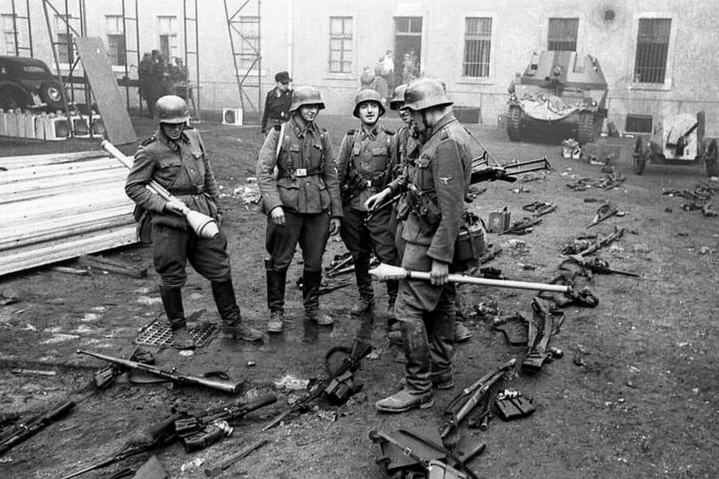 Военные истории. Прорыв из Будапешта