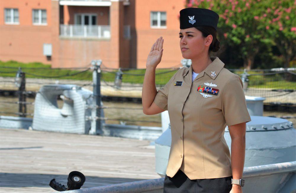 Женская армия и флот США. ( 50 фото ) 3q6cAFd.jpg