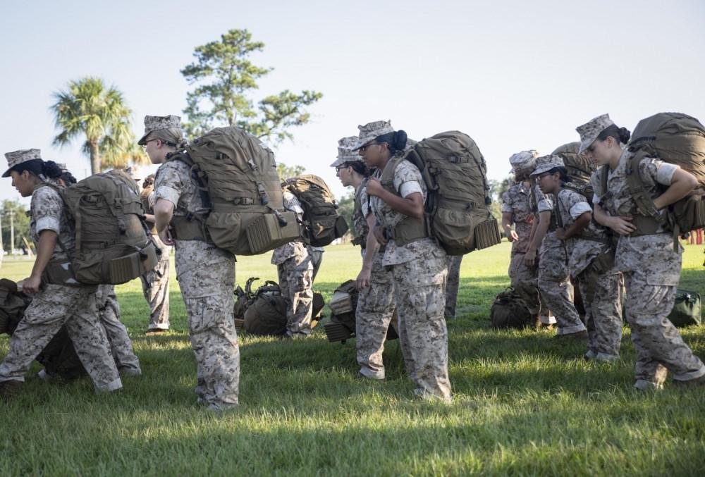 Женская армия и флот США. ( 50 фото ) 35kc4QN.jpg