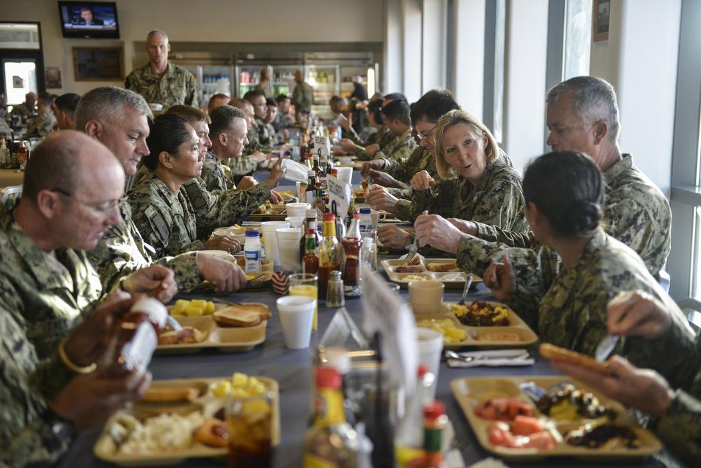 Женская армия и флот США. ( 50 фото ) 11647527134_4d1af8f2f4_b.jpg