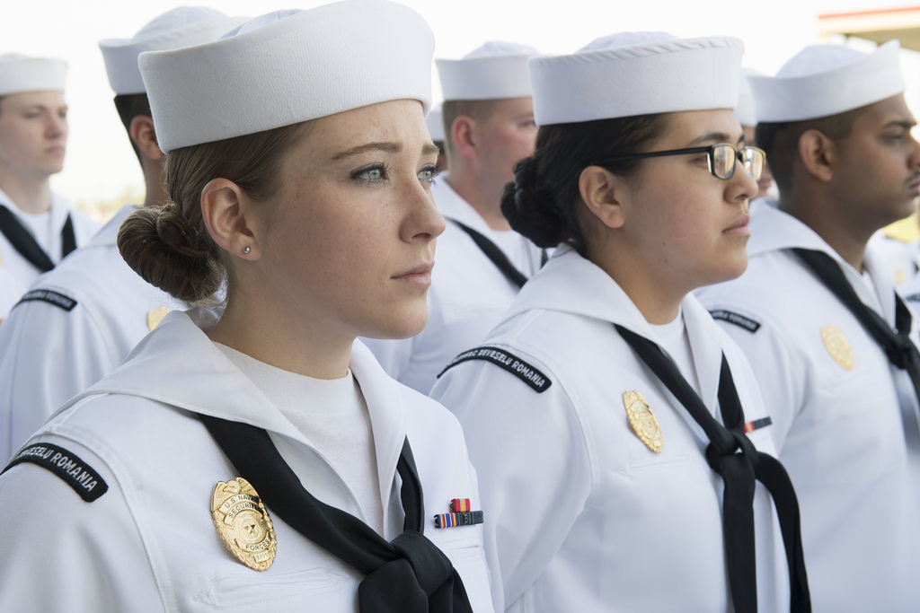 Женская армия и флот США. ( 50 фото ) 26998448897_1b4c9647a5_b.jpg