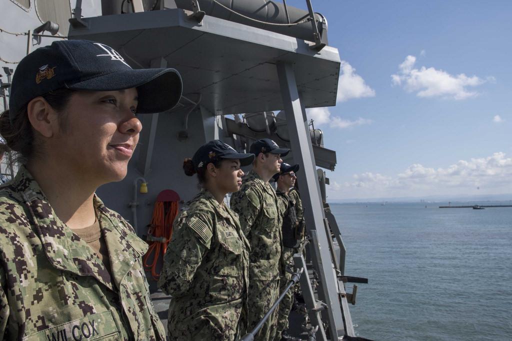 Женская армия и флот США. ( 50 фото ) 28067951987_3a7613d2cd_b.jpg