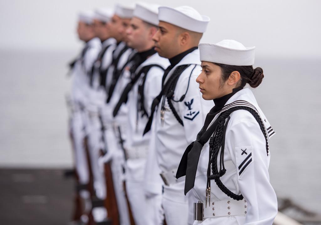 Женская армия и флот США. ( 50 фото ) 28083900997_9c04dfb020_b.jpg