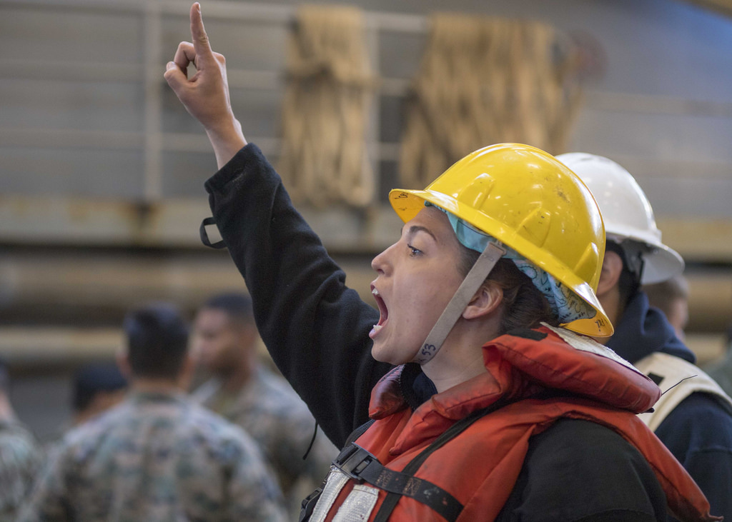 Женская армия и флот США. ( 50 фото ) 28898013998_554fdbfb15_b.jpg