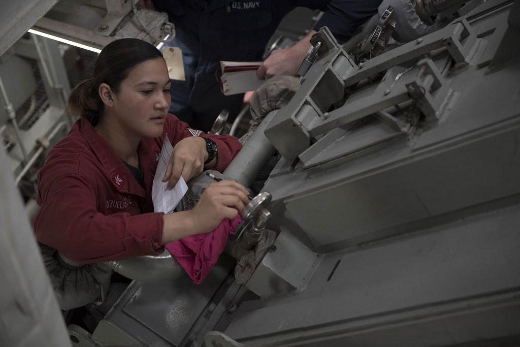 Женская армия и флот США. ( 50 фото ) 29003067167_ca123f67dc_b.jpg