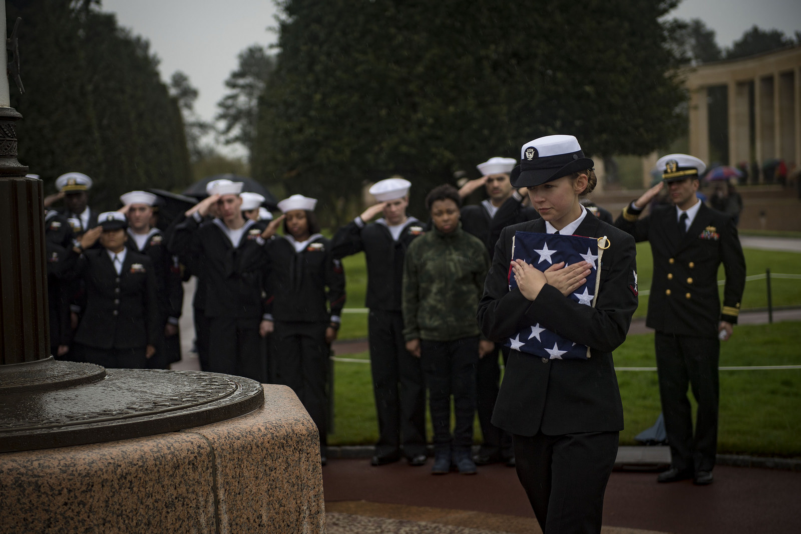 Женская армия и флот США. ( 50 фото ) 40626891344_a14b5bfda8_h.jpg