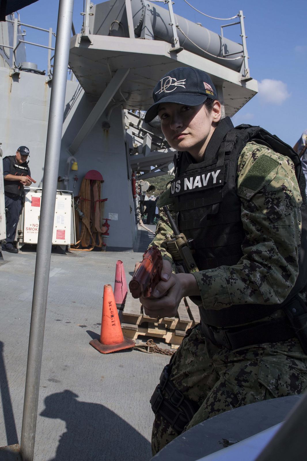 Женская армия и флот США. ( 50 фото ) 41073211925_b27650f13e_h.jpg