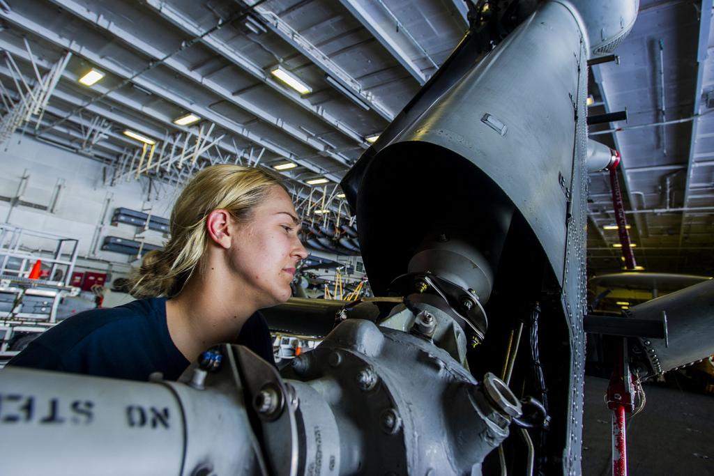Женская армия и флот США. ( 50 фото ) 41685047780_c78ece781e_b.jpg