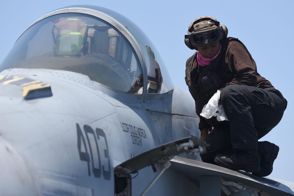 Женская армия и флот США. ( 50 фото ) 41929624185_979d986697_b.jpg