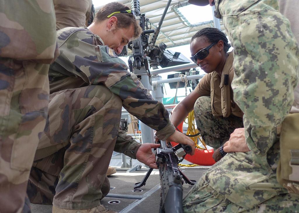 Женская армия и флот США. ( 50 фото ) 42681512642_6b6c2df143_b.jpg