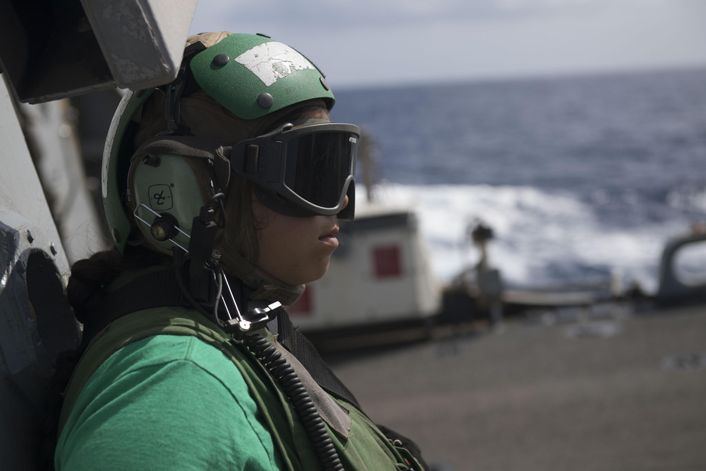 Женская армия и флот США. ( 50 фото ) 42873557425_6d216a937e_b.jpg