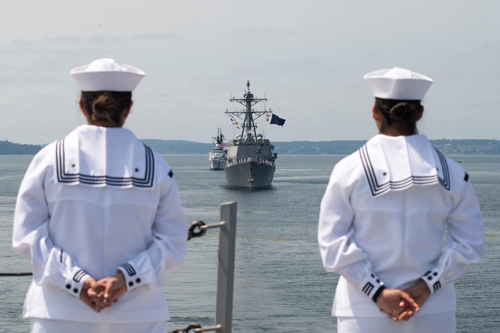 Женская армия и флот США. ( 50 фото ) 42881131045_5689382eca_b.jpg