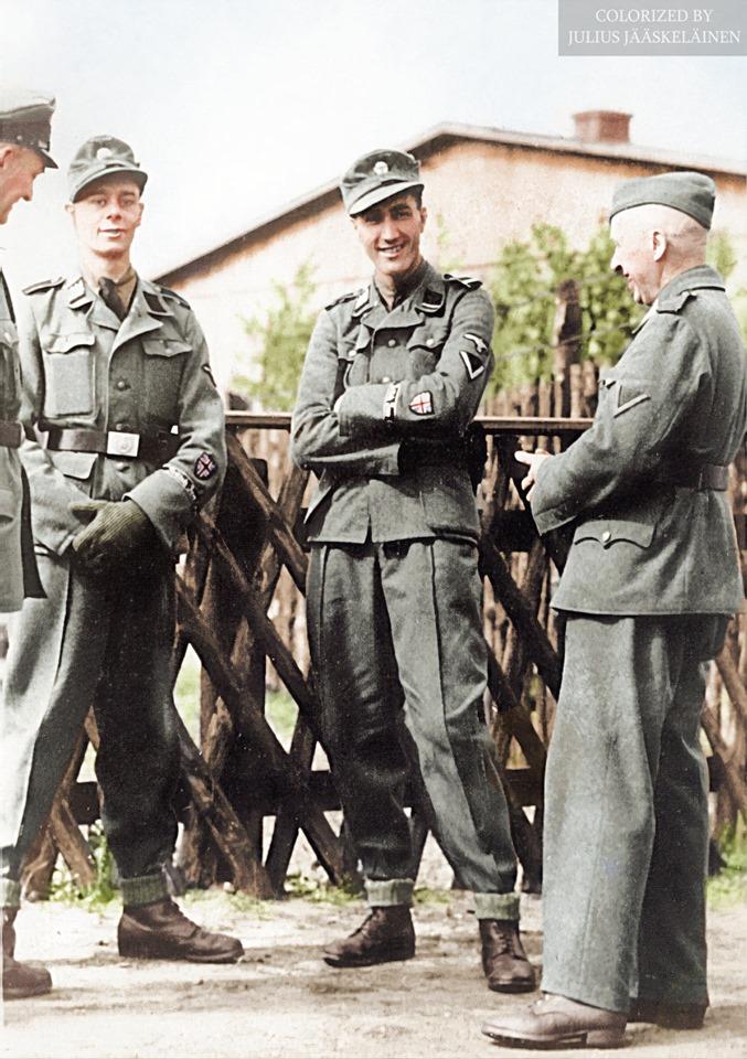 Английские СС. ( 12 фото )
