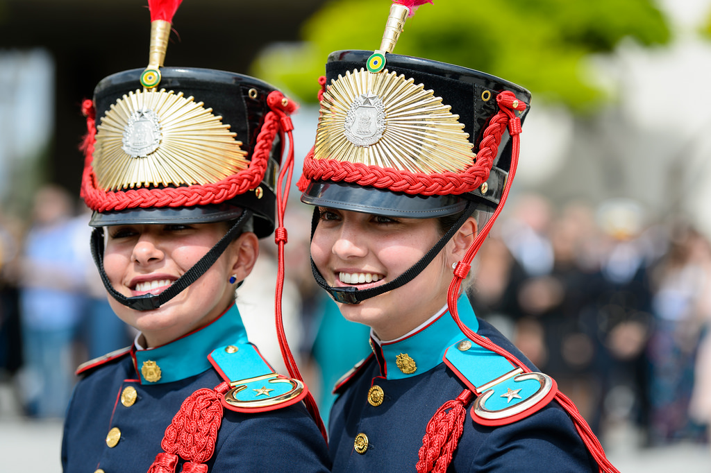 Женская армия. ( 55 фото ) 43439967564_bf9c711c03_b.jpg