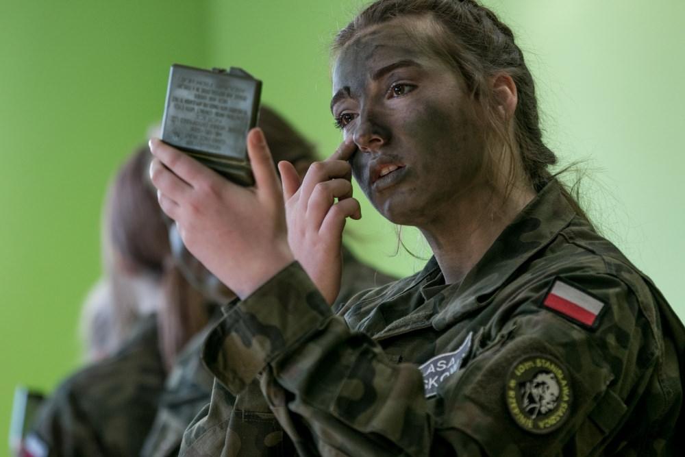 Женская армия. ( 55 фото ) WZT7yIU.jpg
