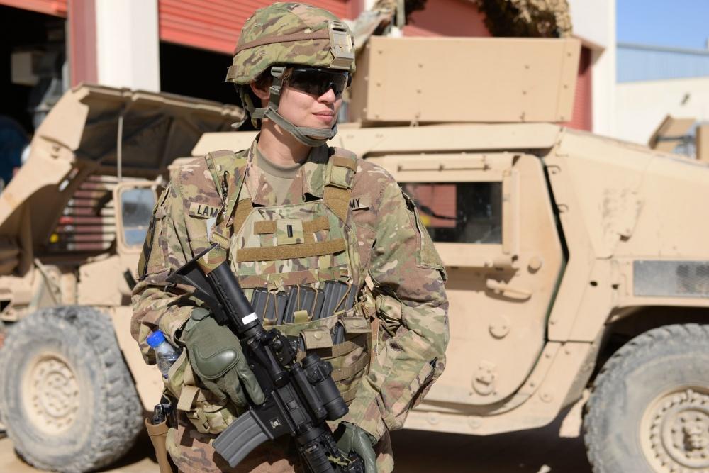Женская армия. ( 55 фото ) zUlfjNk.jpg