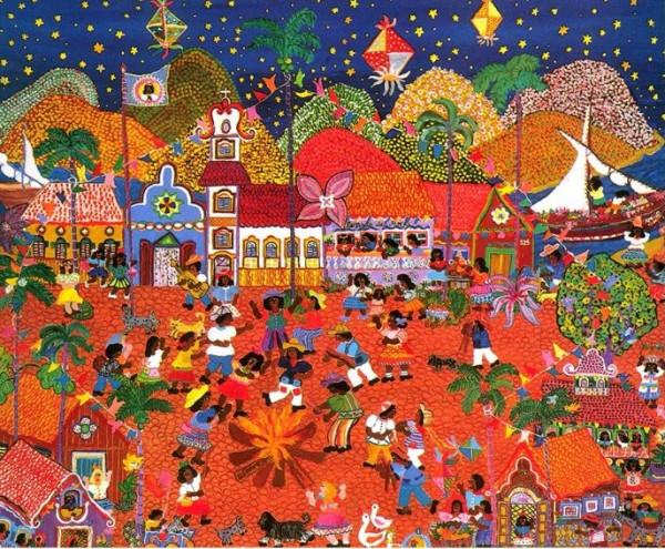 Festa junina by Barbara Xumaia