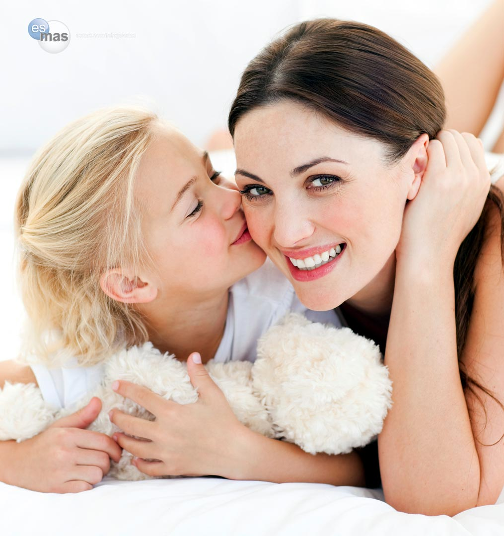 С мамой в 1 фотография