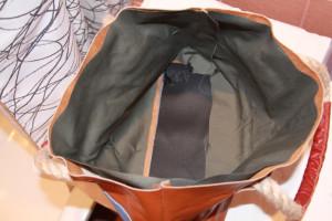 Ремонт подкладки в сумке своими руками