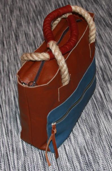 Кожаная сумка своими руками мастер класс - Поделки
