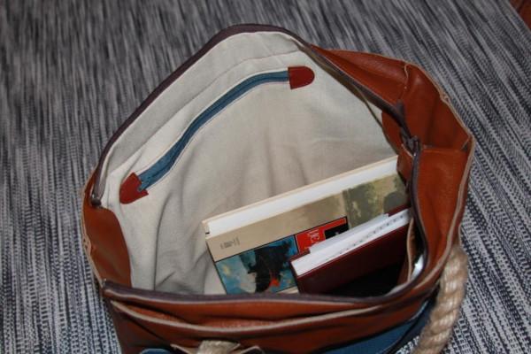 Ремонт подкладки сумки своими руками 14