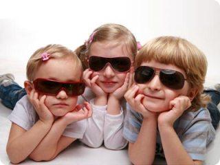 Детские солнцезащитные очки теперь на OptiX.su!