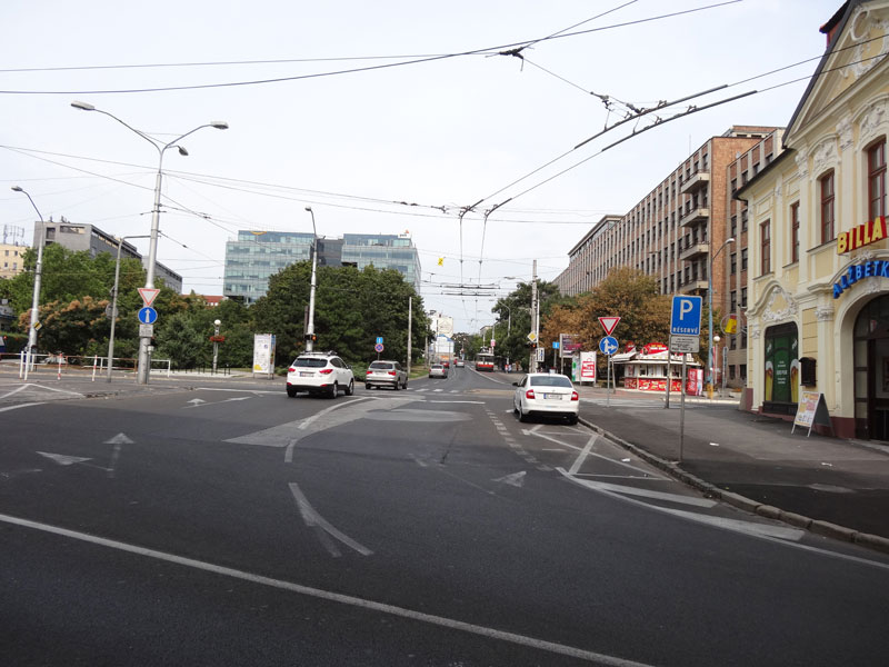 Улицы Братиславы