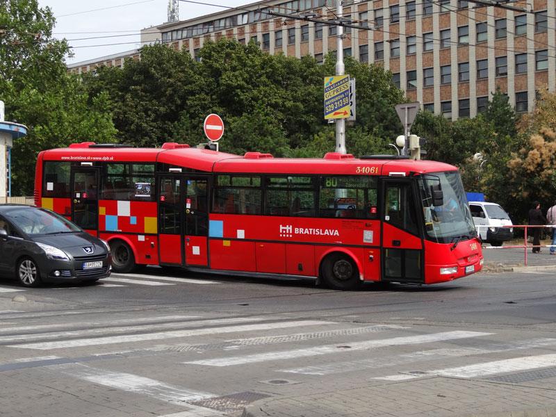 Горбатый автобус