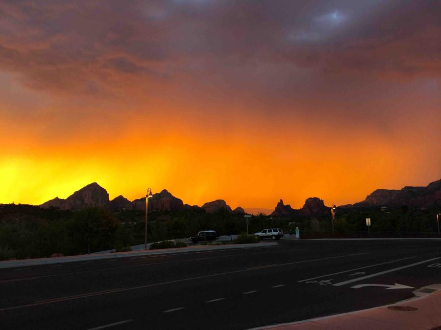 День один в Седоне. Аризона