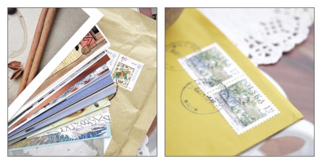 Как делается открытка обычная как почта