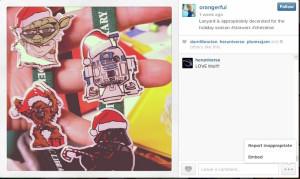 Instagram Lanyard