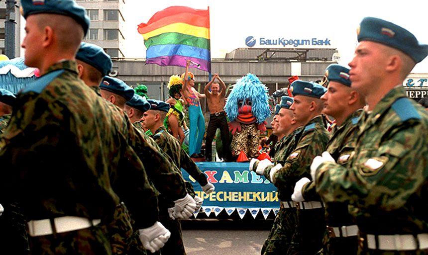 Пропаганда гомосексуализма на «Ленте.ру»