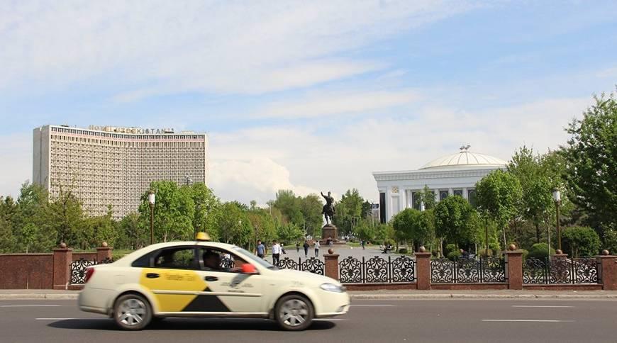 В Ташкенте у таксистов праздничные дни