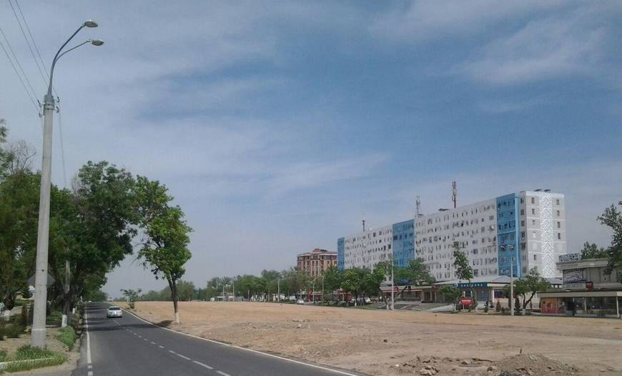 Ташкент, Юнусабад, Ахмад Дониш