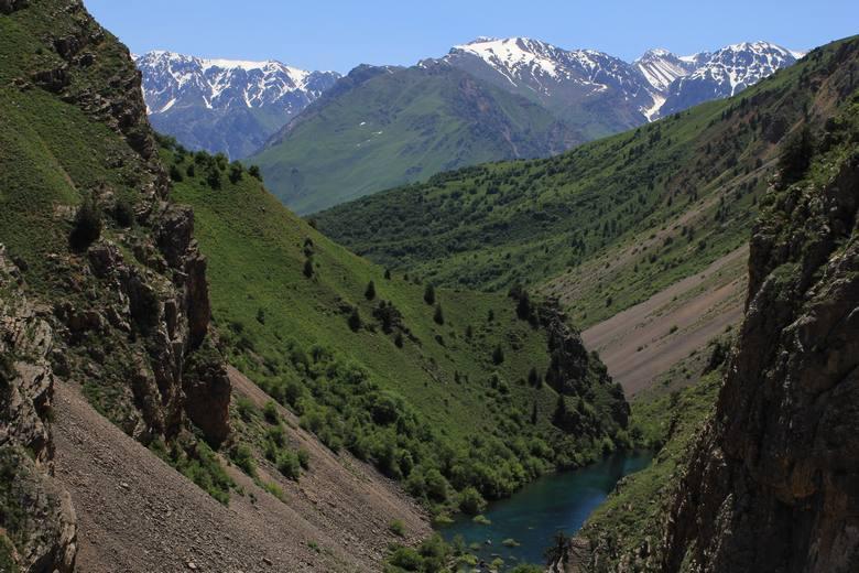 в узбекистане фото чимган