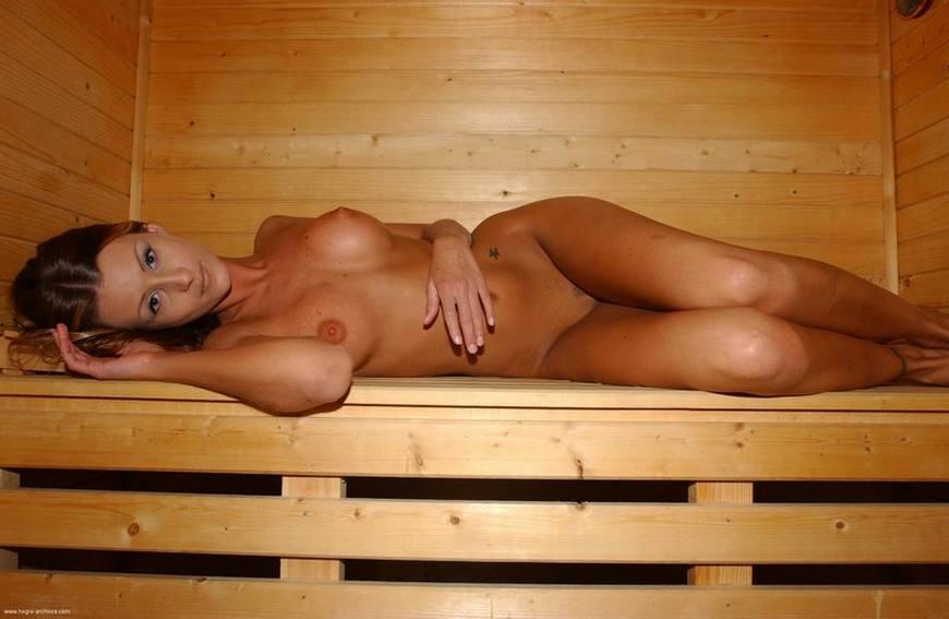 Девы в бане голые
