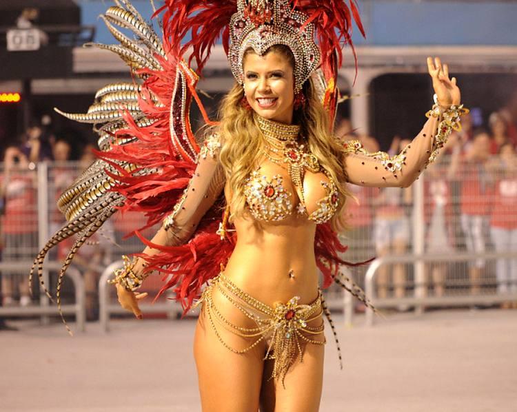 Выиграйте поездку на карнавал в бразилию или $ 1500!