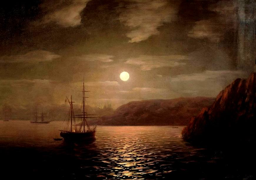 Лунная ночь на Чёрном море.jpg