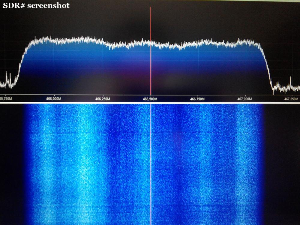 Спектр сигнала на выходе такого фильтра будет иметь вид
