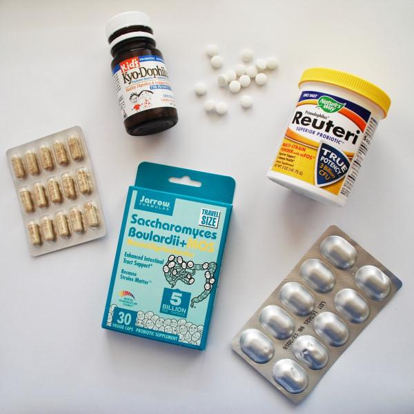 10 лучших пробиотиков для детей с айхерб