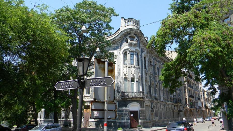 827003_original Уголки старой Одессы - путеводитель для гостей города