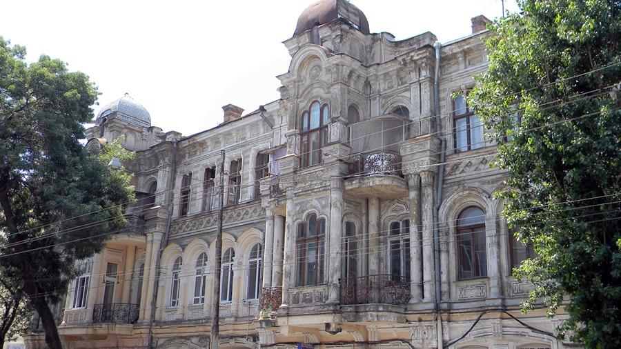 827675_original Уголки старой Одессы - путеводитель для гостей города